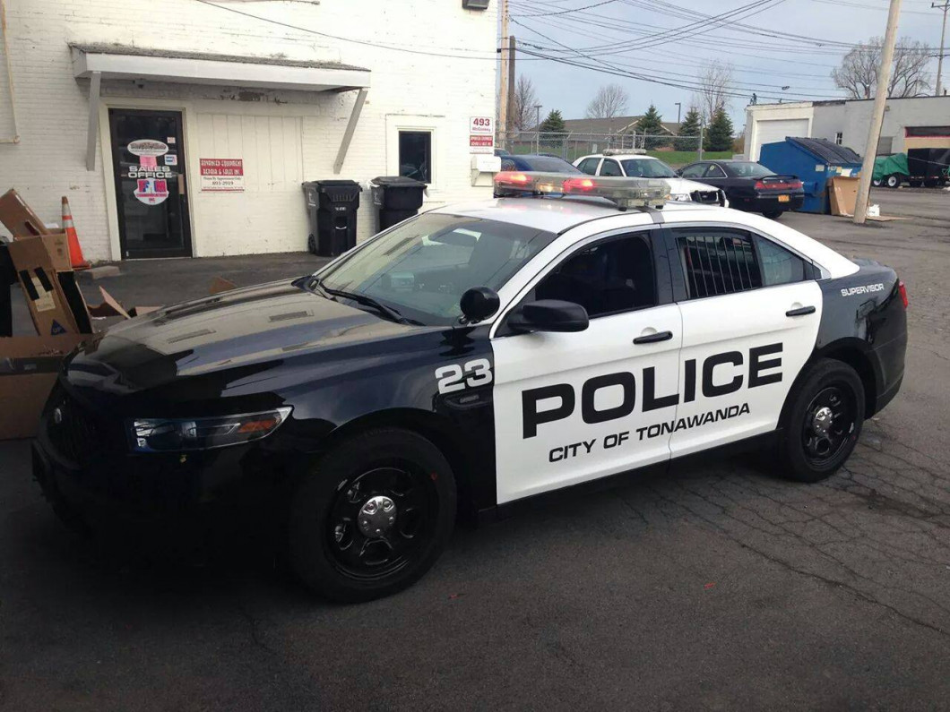 Get help outfitting your police cruiser